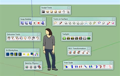 sketchup layout scale bar most popular sketchup plugins 2010 update by as