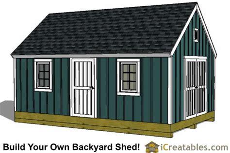 shed kit  diy big shed homeimprovement