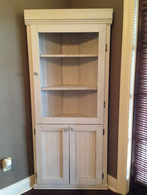 building a corner pantry cabinet diy corner hutch corner hutch father and house