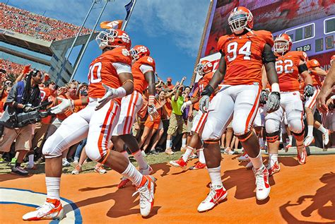 clemson football traditions about clemson university south carolina