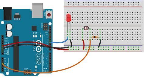 code arduino ldr photocell ldr sensor with arduino theorycircuit do