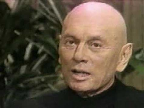commercial actress dead yul brynner anti smoking commercial youtube