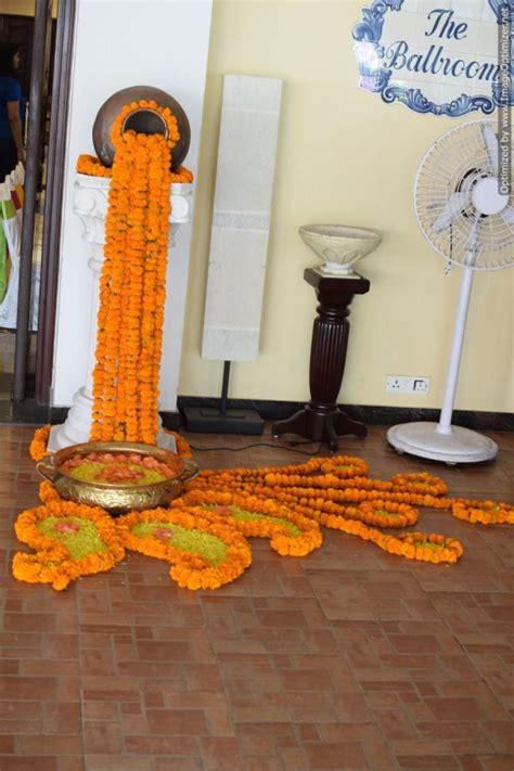 Home Decoration Flowers De 25 Bedste Id 233 Er Inden For Traditional Rangoli P 229 Pinterest