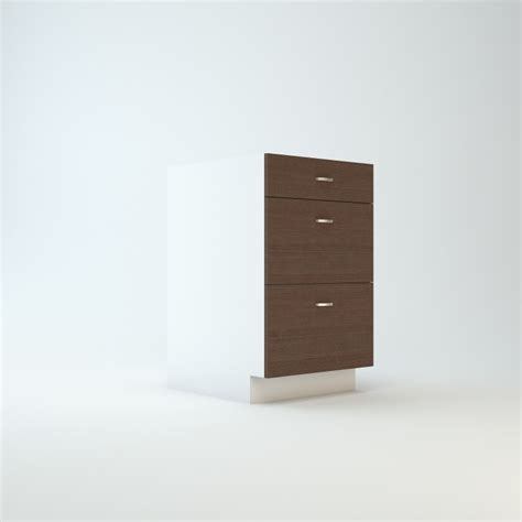 shallow base cabinets with drawers base cabinet 21 quot for stack of three drawers