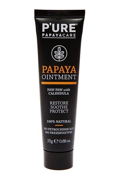 Papaya Ointment papaya ointment p ure papayacare