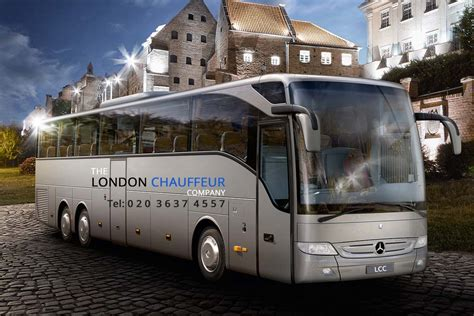 couch hire luxury coach hire london