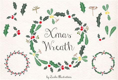 printable christmas wreath pictures 35 free premium christmas icons vectors cards psd files