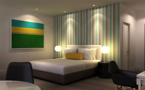 bedroom wallpaper stripes bedroom bedroom wallpaper stripes bedrooms