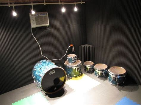 soundproof drum room dawbox soundproof drum room setup