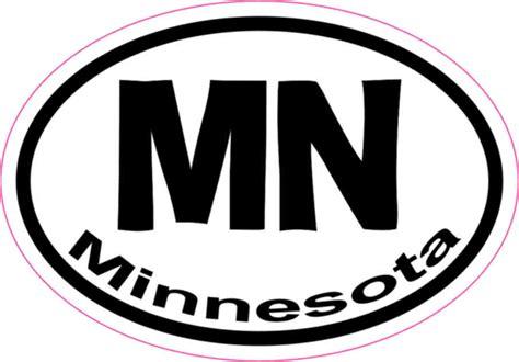 Minnesota Car Stickers