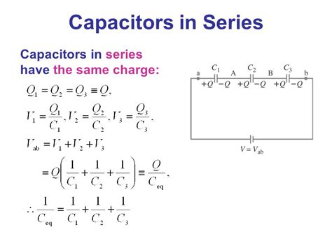 capacitor on series capacitor charge parallel discharge series 28 images ppt capacitors in parallel and in