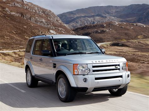 land rover discovery 2008 land rover discovery 3 2008 09