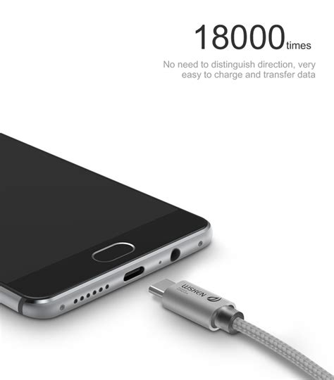 100 Kualitas Terbaik Cable Kabel Data Charger Ori 100 Iphone 1 wsken kabel charger usb type c braided cable golden jakartanotebook