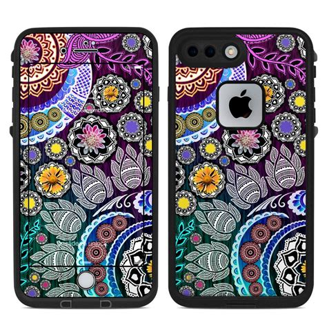 lifeproof iphone   fre case skin mehndi garden