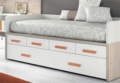 camas compactas  cama nido hansel cama nido  cajones