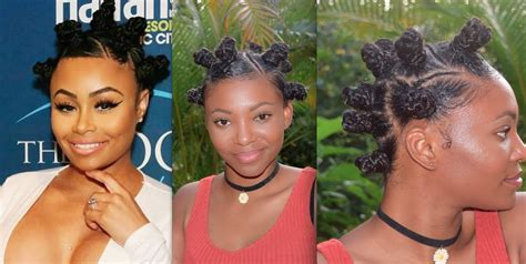 Blac Chyna Hairstyle by How To Blac Chyna Hairstyle