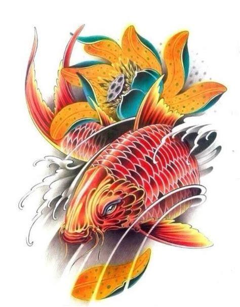 tattoo pez koi naranja 80 best koi fish images on pinterest fish tattoos koi