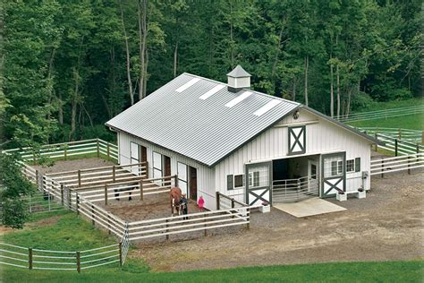 barn ideas homes inside horse barns morton buildings joy studio