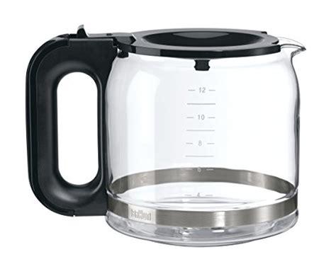 Coffee Maker Grinder Drip Set Penggiling Kopi Mug braun brsc005 replacement carafe for braun coffee maker clear kopitok