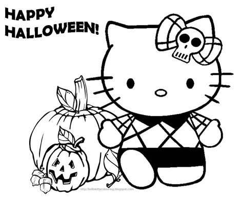 halloween coloring pages for preschoolers free large images