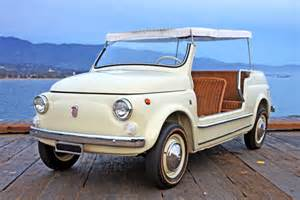 Fiats For Sale 1965 Fiat 500 Jolly Classic Italian Cars For Sale