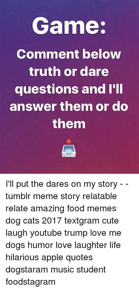 Or Question And Dares Or Great Questions 123 Listas