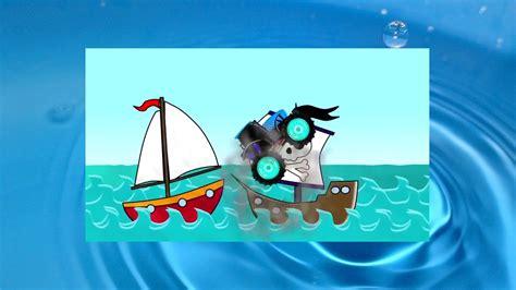 gambar animasi kapal laut terlucu kantor meme