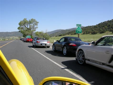 Porsche Driving Tours by Driving Tours Porsche Club Of America San Diego Region