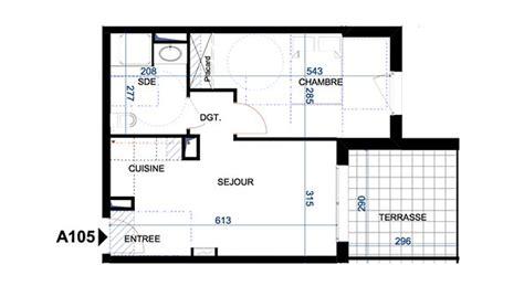 t2 2 chambres novanea pr 233 sente les appartements de type t2 224 anse corail
