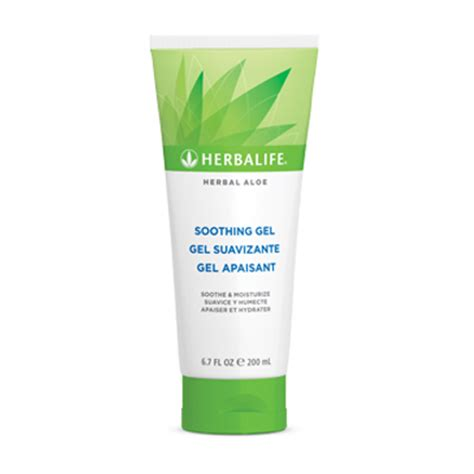 Aloe Soothing Gel product catalog