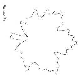 fall leaf template fall crafts print your leaf template 1 all network