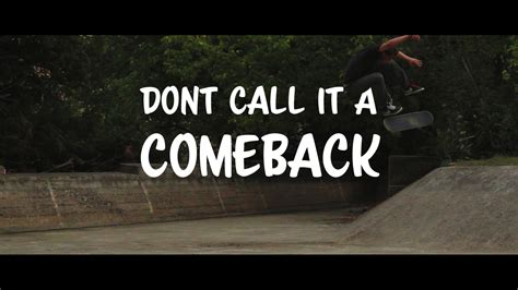 Dont Call It A Comeback by Dont Call It A Comeback I Marc Heine Carsten Krieg I