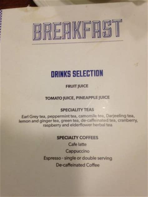breakfast buffet menu breakfast buffet menu 2 of 2 picture of worcester