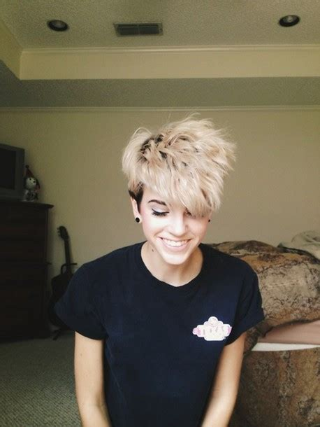 hairstyles for long hair on shirts shirt short hair earrings black androgynous gender
