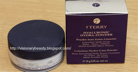 by terry hyaluronic hydra powder the dermatology review visionary beauty by terry hyaluronic hydra powder