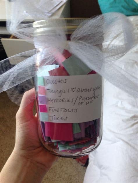 365 Message Filled 64 Oz Jar 365 Jar - 365 jar handwritten notes for your friend or loved one