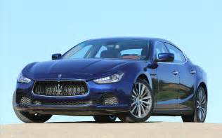 2014 Maserati Ghibli Sedan Maserati Ghibli 2014 Widescreen Car Photo 11 Of 76