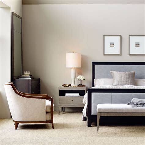 baker bedroom furniture upholstered bedroom benches