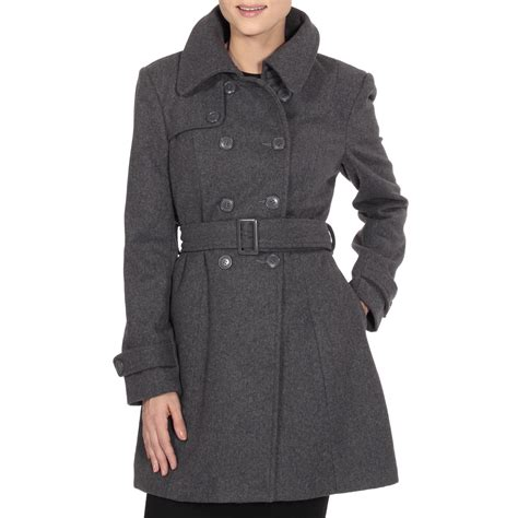 alpine swiss keira s trench coat breasted