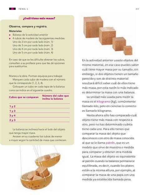 respuestas pag 123 de libro de ciencias naturales 3er grado 2015 2016 ciencias naturales 3er grado by rar 225 muri issuu