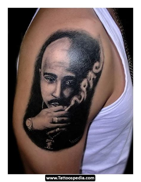 tupac tattoo designs 2pac tattoos 15