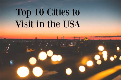 10 Best Places For Liposuction In The Usa by Top 10 Cities To Visit In The Usa