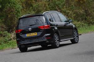 volkswagen touran 2 0 tdi r line review review autocar