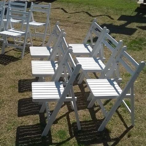 alquiler de sillas plegables alquiler de sillas de madera plegables blancas en