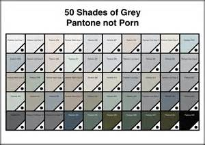 shade of gray 50 shades of grey pantone not porn mark catley design