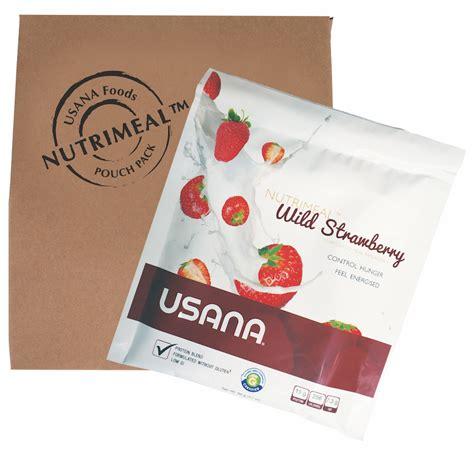 Usana Detox Nz by Usana Nutrimeal Strawberry Pouches Usana Nz