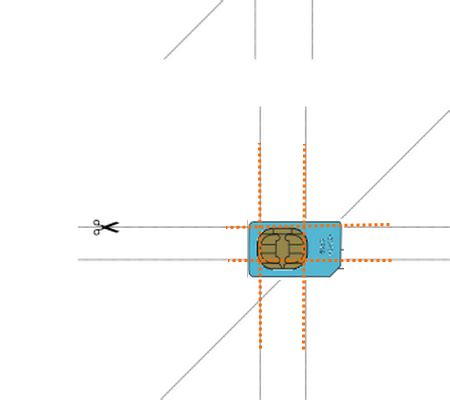 sim card cutting template micro how do i cut my own micro and nano sim cards