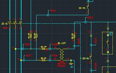 electrical cad software for wiring diagrams elecdes