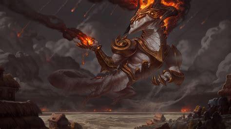 ashen lord aurelion sol league  legends league