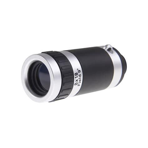 universal 8x optical zoom telescope telephoto lens for iphone samsung ebay